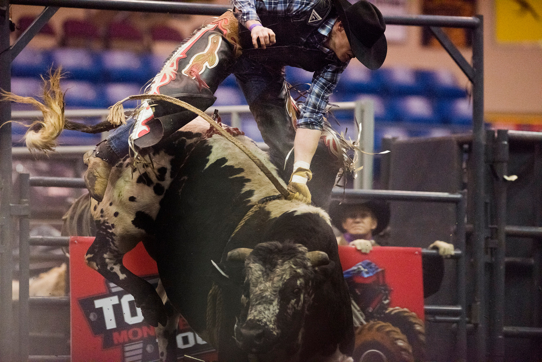 PBR Great Lakes Invitational bull riding