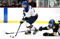 Midland versus Dow hockey, Dec. 17