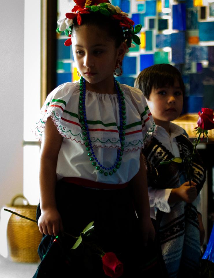 Hispanic Mass/ Misa Hispana