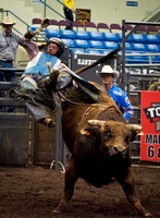 PBR Great Lakes Invitational bull riding