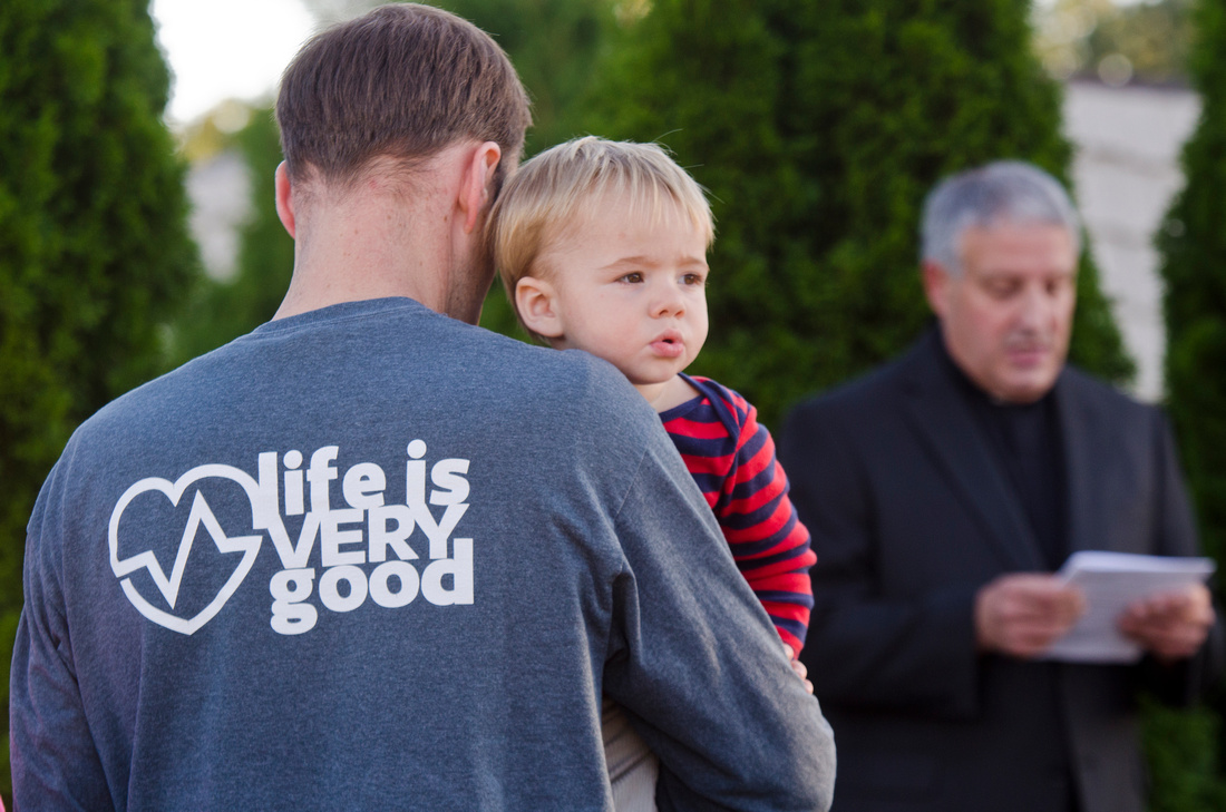 Pro-Life Prayer Vigil in Saginaw