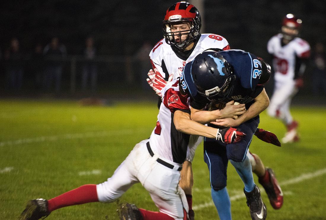 Meridian Mustangs host Beaverton Beavers football on Oct. 24